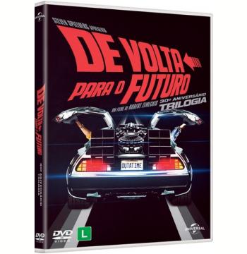 De Volta Para o Futuro - 30º Aniversário Trilogia (DVD)