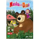 Masha e o Urso - Vol. 04 (DVD) -
