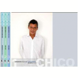 Cancioneiro Song Book Chico Buarque - Edição Luxo - (3 Vols.) - Regina Zappa