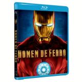 Homem de Ferro (Blu-Ray) - Gwyneth Paltrow, Jeff Bridges, Terrence Howard