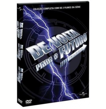 Trilogia - De Volta para o Futuro (DVD)