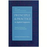 Principle And Practice In Applied Linguist - Guy Cook, Barbara Seidlhofer
