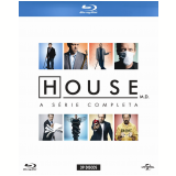 House 1� A 8� Temporadas  (Blu-Ray) - Hugh Laurie, Omar Epps, Robert Sean Leonard