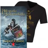 A Espada Juramentada + Camisa Promocional - George R. R. Martin, Mike S. Miller, Ben Avery