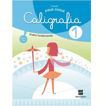 Ziguezague - Caligrafia - 1º Ano - Ensino Fundamental I