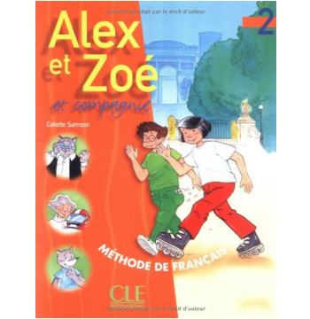 Alex Et Zoe Et Compagnie 2 - Livre De L´Eleve