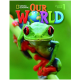 Our World 1 - Student Book With Cd-rom - Diane Pinkley