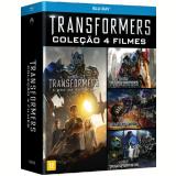 Transformers - Coleção 4 Filmes (Blu-Ray) - Josh Duhamel
