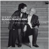 Olívia e Francis Hime - Sem Mais Adeus - Digipack (CD) - Olívia E Francis Hime