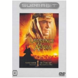 Lawrence da Arábia - Superbit (DVD) - David Lean  (Diretor)