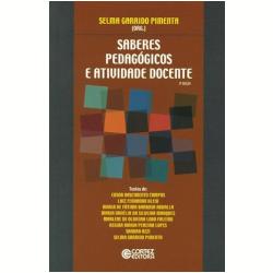Livros - Saberes Pedagógicos e Atividade Docente - Selma Garrido Pimenta - 9788524919367