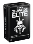 Coleo Tropa de Elite (DVD)