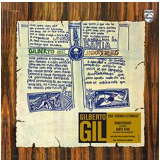 Lp Gilberto Gil - Cérebro Eletrônico (1969) (CD) - Gilberto Gil