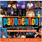 Pagodeando [standard] (CD) - Varios Nacional
