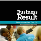 Business Result Upper-Intermediate Class (2 Cds) (CD) -