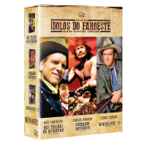 Cole��o �dolos do Faroeste - Vol. 1 (DVD)