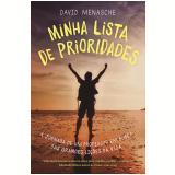 Minha Lista de Prioridades - David Menasche