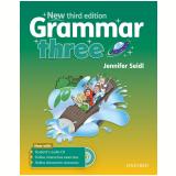 Grammar 3 With Cd Pack - Third Edition - Jennifer Seidl