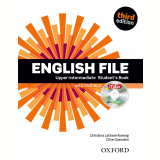 English File Upper-intermediate Student Book With Itutor - Third Edition -