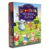 Box Coleção De Estórias De Rubem Alves - Rubem Alves
