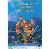 A Lenda De Valhalla - Thor (DVD) - Óskar Jónasson