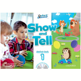 Show And Tell 1 Student Book With Multirom Pack -
