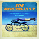 Joe Bonamassa - Different Shades Of Blue (CD) - Joe Bonamassa