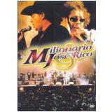 Milionário & José Rico: As Gargantas de Ouro do Brasil (DVD) - Milionário e José Rico