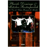 Placido Domingo & Mstislav Rostropovich - Ao Vivo do Teatro Romano de Merida (DVD) - Plácido Domingo, Mstislav Rostropovich