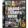 GTA - Grand Theft Auto IV (PS3)