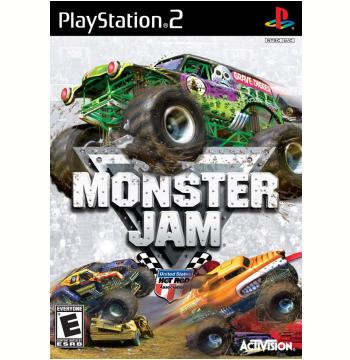 Monster Jam (PS2)