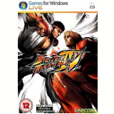 Street Fighter IV (PC) -