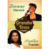 Grandes Vozes Vol. 3 (DVD) - Aretha Franklin, Dionne Warwick