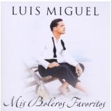 Luis Miguel - Mis Boleros Favoritos (simples) (CD) - Luis Miguel