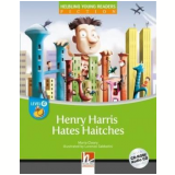 Henry Harris Hates Haitches With Cd Rom - Audio Cd – Level D - Maria Cleary