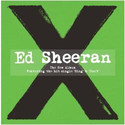 Image Ed Sheeran...X Album Cover Ed Sheeran