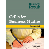 Business Result Intermediate Skills For Business Studies -