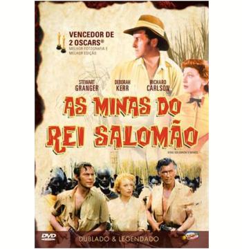As Minas Do Rei Salomão (DVD)