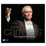 Jose Carreras - The Legendary Tenor (CD) - José Carreras