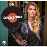 Rock Story - Trilha Sonora da Novela - (Vol. 02) (CD) -