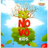 Crianças Diante do Trono - Renovo Kids (CD) - Diante do Trono