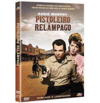 Pistoleiro Relâmpago (DVD)