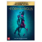 A Forma da Água (DVD) - Guillermo del Toro (Diretor)