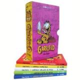 Garfield (Caixa com 5 Volumes) - Jim Davis