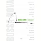 Bossa Nova In Concert (DVD) - Vários
