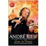 Andr� Rieu - Love in Venice (DVD) - Andr� Rieu