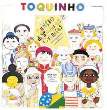 Toquinho - Cançao De Todas As Crianças (CD)
