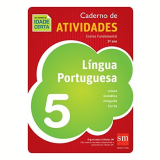Português 5º Ano - Caderno de Atividades - Ensino Fundamental I -