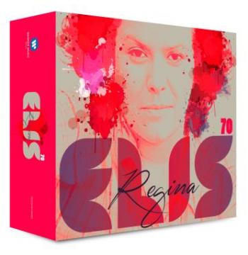 Box Elis Regina 70 Anos (CD)