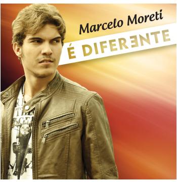Marcelo Moreti - É Diferente (CD)